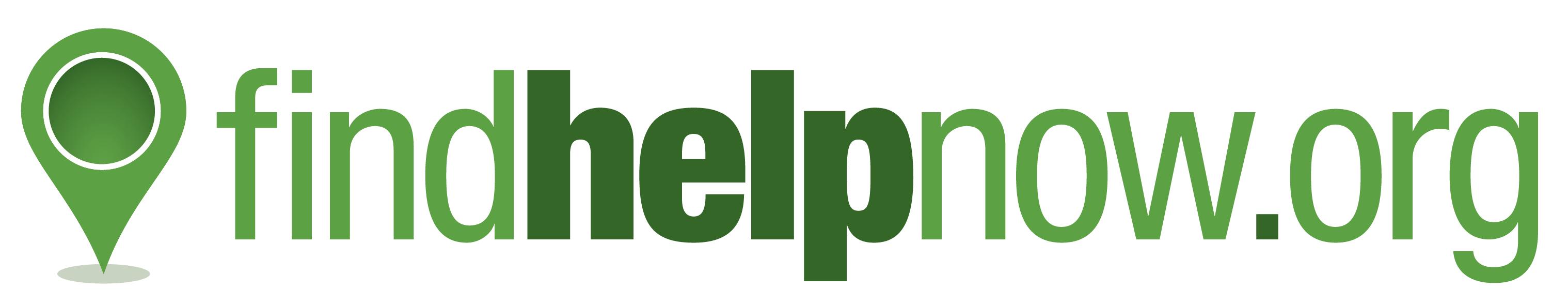 logo for Find Help Now